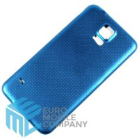 Samsung Galaxy S5 (SM-G900F) Replacement Battery Cover - Blue