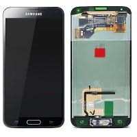 Samsung Galaxy S5 (SM-G900F/G901F) GH97-15959B Display - Black