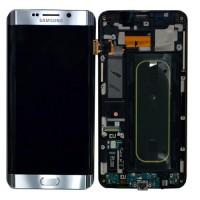 Samsung Galaxy S6 Edge Plus (SM-G928F) LCD Display - Silver