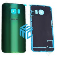 Samsung Galaxy S6 Edge (SM-G925F) Replacement Battery Cover - Green