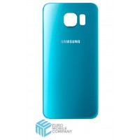 Samsung Galaxy S6 (SM-G920F) Replacement Battery Cover - Sky blue