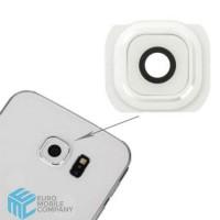 Samsung Galaxy S6 (SM-G20F) Camera Glass Lens Wit Cover (5pc)