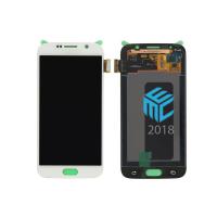 Samsung Galaxy S6 (SM-G920F) LCD Display - White