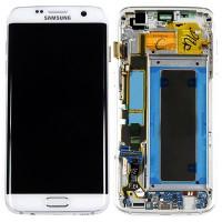 Samsung Galaxy S7 Edge (SM-G935F) LCD Display - White