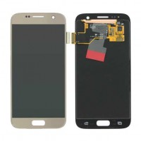 Samsung Galaxy S7 (SM-G930F) Display - Gold