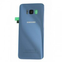 Samsung Galaxy S8 (SM-G950F) Replacement Battery Cover - Coral Blue
