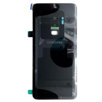 Samsung Galaxy S9 Plus (SM-G965F) Battery Cover - Midnight Black