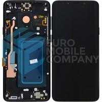 Samsung Galaxy S9 Plus (SM-G965F) OEM Display, Replacement Glass - Midnight Black