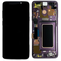 Samsung Galaxy S9 Plus SM-G965F (GH97-21691B) Display Complete - Lilac Purple