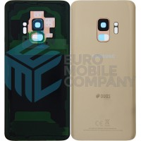 Samsung Galaxy S9 (SM-G960F) Battery Cover - Gold