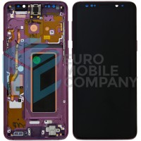 Samsung Galaxy S9 /G960F GH97-21696B Display -  Pulled (A) - Lilac Purple