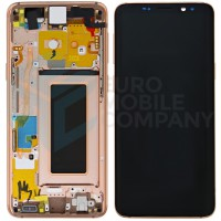 Samsung Galaxy S9 SM-G960F (GH97-21696E) Display Complete - Gold
