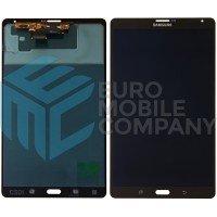 Samsung Galaxy Tab S 8.4 T705 4G LTE LCD + Digitizer Complete - Bronze