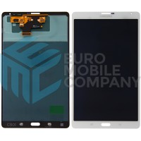 Samsung Galaxy Tab S 8.4 T705 4G LTE LCD + Digitizer Complete - White