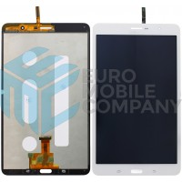 Samsung Galaxy Tab Pro 8.4 SM-T325 LCD + Digitizer Complete - White