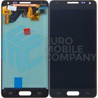 Samsung Galaxy Alpha (G850) OEM LCD, Replacement Glass - Titanium Grey