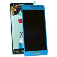 Samsung Galaxy Alpha LCD Module Compleet Blue