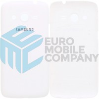 Samsung Galaxy Core LTE (SM-G386F) Replacement Battery Cover - White
