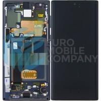 Samsung Galaxy Note 10 (SM-N970F) Display Complete (GH82-20818A) - Aura Black