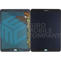 Samsung Galaxy Tab S2 9.7 (SM-T810 / SM-T815) LCD + Digitizer Complete GH97-17729A - Black