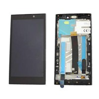 Sony Xperia L2 LCD+Touchscreen+Frame - Black