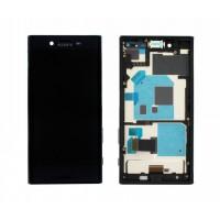 Sony Xperia X Compact Display + Digitizer + Frame - Black