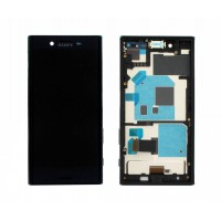 Sony Xperia X Compact LCD + Touchscreen + Frame - Black