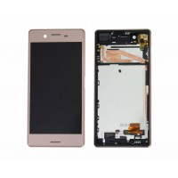 Sony Xperia X Compact Display + Digitizer + Frame - Rose Gold