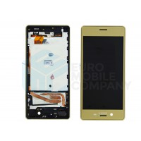 Sony Xperia X Performance Display + Frame - Lime Gold