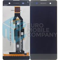 Sony Xperia XA LCD+Touchscreen Complete - Black