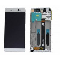 Sony Xperia XA Ultra Display+Digitizer+Frame - White