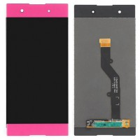 Sony Xperia XA1 Plus LCD+Touchscreen - Pink