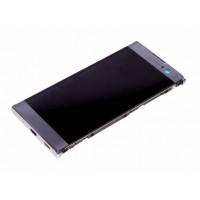 Sony Xperia XA2 LCD + Touchscreen + Frame - Silver