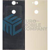 Sony Xperia XA2 Plus Battery Cover - Gold