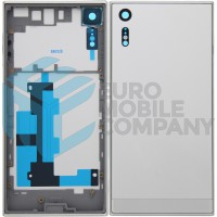Sony Xperia XZ (F8331) Middle Frame + Battery Cover - Silver