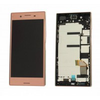 Sony XZ Premium Display and Touch complete incl. Frame- Rose Gold