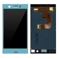 Sony Xperia XZ1 Compact LCD+Touchscreen - Blue