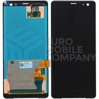 Sony Xperia XZ3 LCD + Digitizer Complete - Black