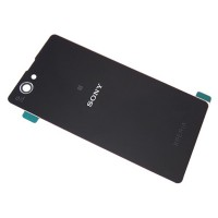 Sony Xperia Z1 Compact Battery Cover - Black