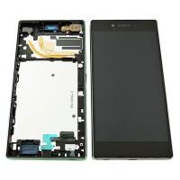 Sony Z5 LCD + Touchscreen + Frame OEM - Black