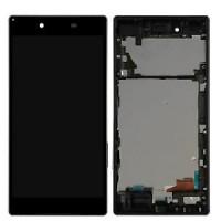 Sony Xperia Z5 Premium Display + Digitizer + Frame - Black
