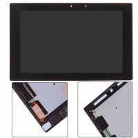 Sony Xperia Tablet Z2 LCD + Digitizer Complete - Black
