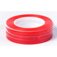 Tesa 4965 Double-sided Tape set 6 pieces: 2,3,4,6,9,12mmx25meter worth 46,50 Euro
