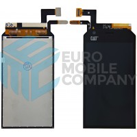 Cat S30 LCD + Digitizer Complete - Black