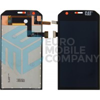Cat S31 LCD + Digitizer Complete - Black