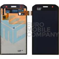 Cat S48C LCD + Digitizer Complete - Black