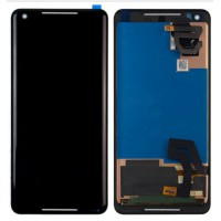 Google Pixel 2 XL Display + Digitizer OEM - Black