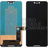 Google Pixel 3 XL Display + Touchscreen OEM - Black