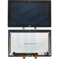 Microsoft Surface 2 RT LCD + Digitizer Complete - Black