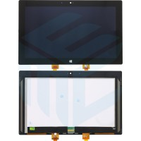 Microsoft Surface RT LCD + Digitizer Complete - Black